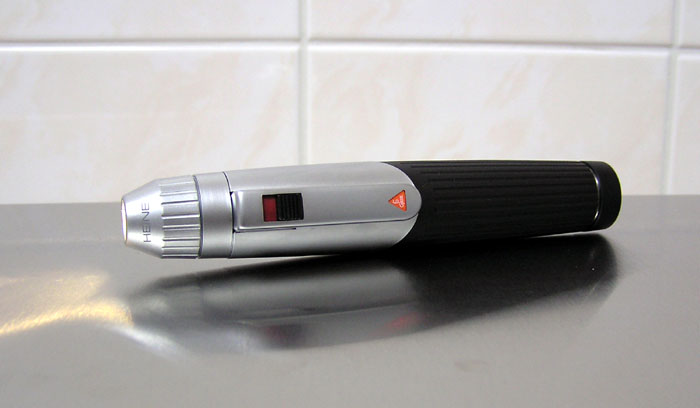 Heine Mini 3000 ClipLamp